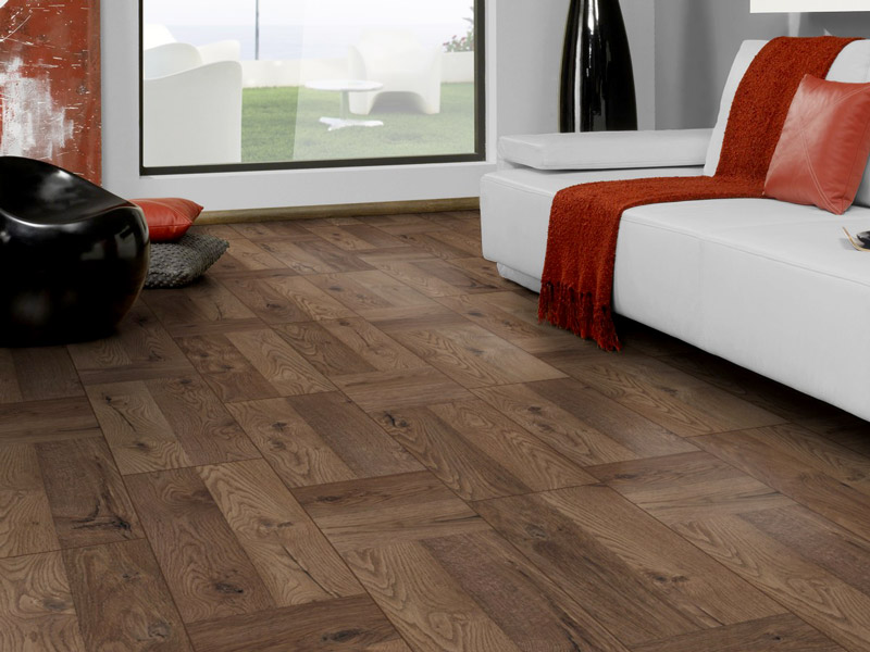 Ламинат Kronotex Palace Oak dark от колекция EXQUISIT plus.